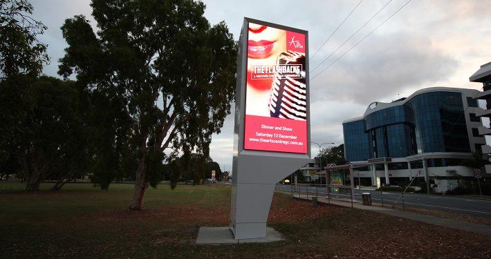HOTA Outdoor Billboard LED Screen Digital Advertising
