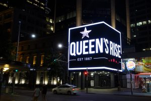 Queens Rise Outdoor Billboard Advertising