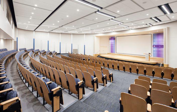 Education Hall LED Screens