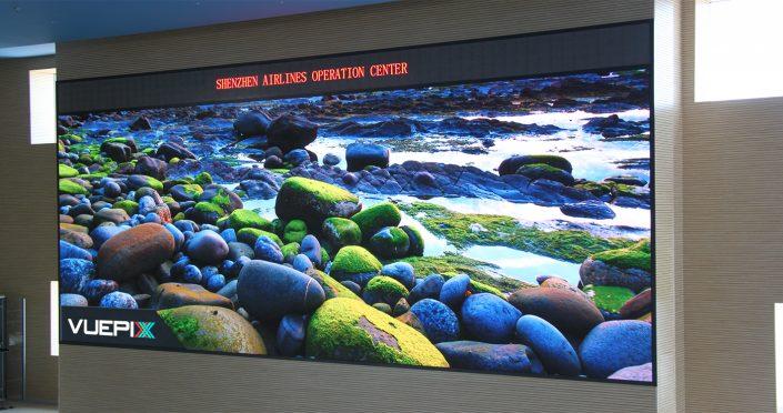 Transit Airport LED Screen