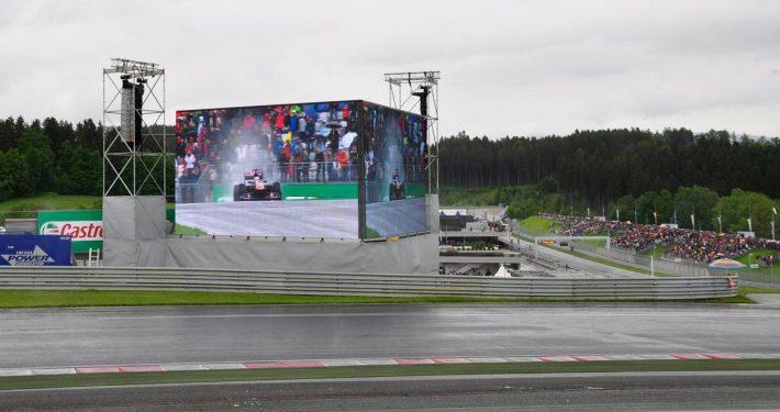 Outdoor LED Big Screen Digital Video Wall