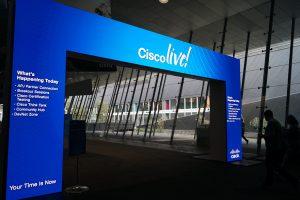 CISCO Conference Digital Display Vuepix LED Screens