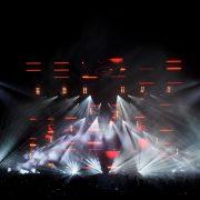 David Guetta Stage Digital Display LED Screens