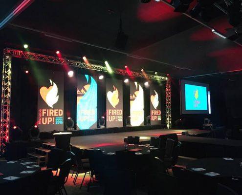 Nandos National Conference LED Screen Panels