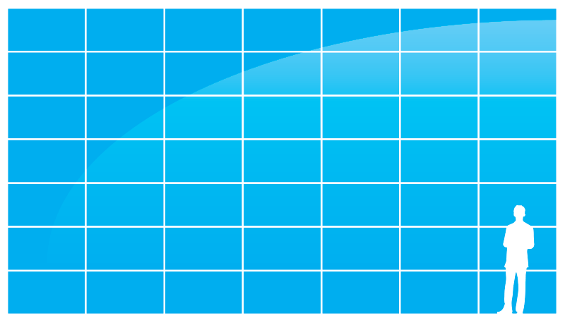 Height LED Screen Diagram
