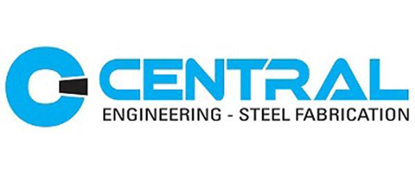 Central Engineering Steel Fabrication Logo