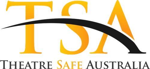 Theatre Safe Australia Logo