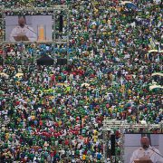 Pope Francis LED Screens Digital Display