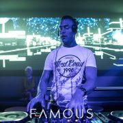 Famous Club Brisbane DJ Booth LED Display