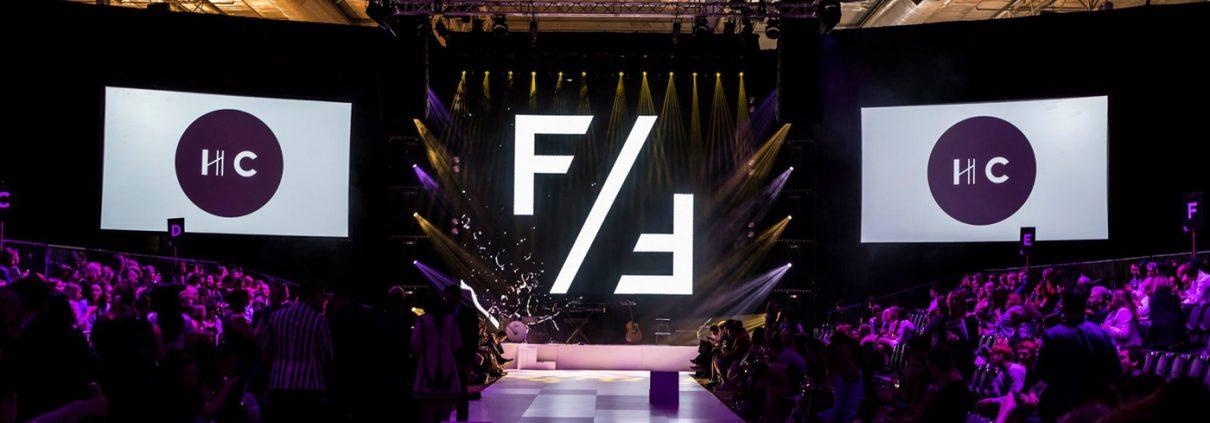 FashFest Fashion Show Runway Digital Display LED Screens