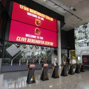 Brisbane Broncos Leagues Club Big Screen Digital Scoreboard LED Display