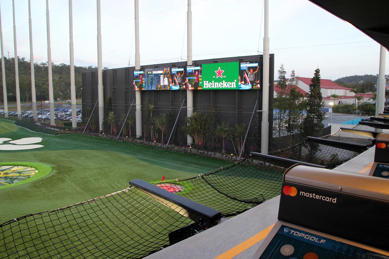 Top Golf Outdoor LED Screen Digital Billboard