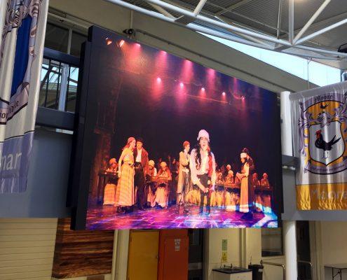 Vuepiz Carey Baptist Grammar LED Display Big Screen