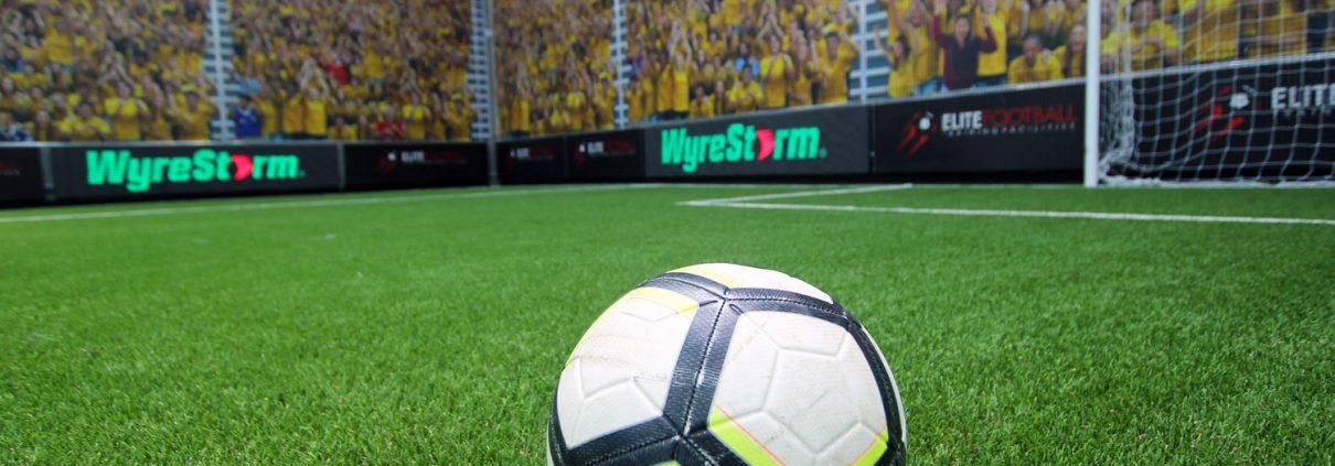 Elite FTC Soccer Digital Signage LED Wall
