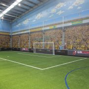 Elite FTC Soccer Digital Signage LED Wall