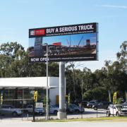 Frizelle's digital billboard