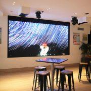 Melbas video led screen