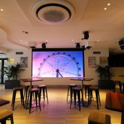 Melbas video led display